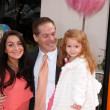 Stock Photo: Shanelle Workman, David Barry Gray, daugher Skylar
