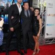 Reid Carolin, Channing Tatum, Jenna Dewan Tatum — Stock Photo