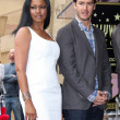 Garcelle Beauvais, Mark-Paul Gosselaar — Stock Photo