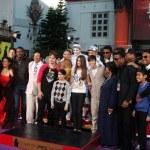 ������, ������: Guests Family Prince Michael Jackson Prince Michael Jackson II aka Blanket Jackson Paris Jackson