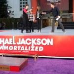 Постер, плакат: Prince Michael Jackson Prince Michael Jackson II aka Blanket Jackson Paris Jackson