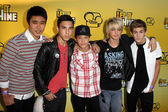 "IM5 arriving at the Premiere Of Disney Channel's ""Let It Shine"" — Stock Photo"