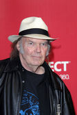 Neil Young — Stock Photo