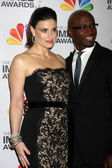 Idina Menzel, Taye Diggs — Stock Photo