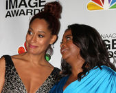 Tracee Ellis Ross, Octavia Spencer — Stock Photo