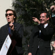 Paul McCartney, Eric Garcetti, — Photo