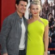 Stock Photo: Tom Cruise, Julianne Hough
