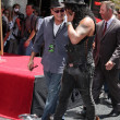 Foto Stock: Charlie Sheen, Slash