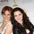 Katie Leclerc, Vanessa Marano — Stock Photo