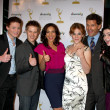 Stock Photo: Switched at Birth Cast - L-r: SeBerdy, Lucas Grabeel, Const