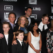 The Killing Cast — Foto de Stock