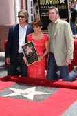Ray Romano, Patricia Heaton, Neil Flynn — Stock Photo