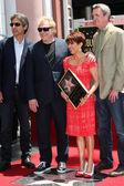 Ray Romano, David Hunt, Patricia Heaton, Neil Flynn — Stock Photo