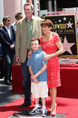 Patricia Heaton, Neil Flynn, Atticus Shaffer — Stock Photo