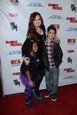 Cameron Boyce, Skai Jackson, Debby Ryan — Zdjęcie stockowe