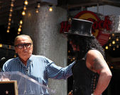 Robert Evans, Slash — Foto de Stock