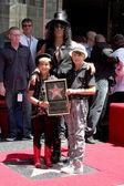 Slash i dwóch synów — Zdjęcie stockowe