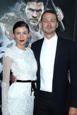 Liberty Ross, Rupert Sanders — Stock Photo