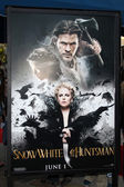 """""""Snow White And The Huntsman"""" Poster — Stock Photo"""
