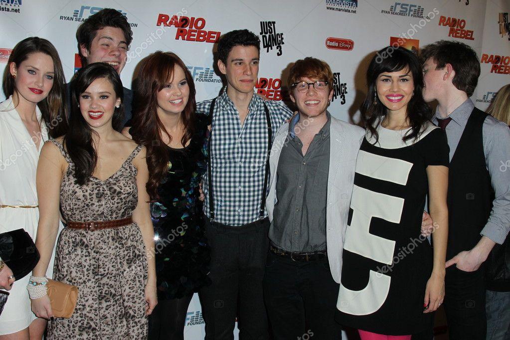 Debby ryan radio rebel cast