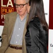 Stock Photo: Woody Allen, Soon-Yi Previn
