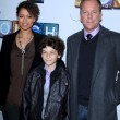 Gugu Mbatha-Raw, David Mazouz, Kiefer Sutherland - Stock Photo
