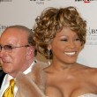 Постер, плакат: Clive Davis Whitney Houston