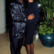 Bobby Brown, Whitney Houston - Lizenzfreies Foto