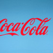 """Coca-Cola"" Logo — Stock Photo"