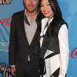 Matt Goss and Catherine An - Stock Photo