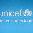 UNICEF United States Fund Logo — Stock Photo