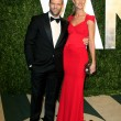 Постер, плакат: Jason Statham and Rosie Huntington Whiteley