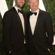 Justin Mikita and Jesse Tyler Ferguson — Stock Photo