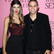 Cora Skinner and Evan Ross - Stock Photo