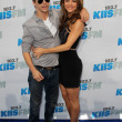 Derek Hough, Maria Menounos - Stock Photo