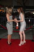 Jennifer Aniston, Kathryn Hahn — Stock Photo