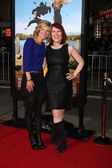 Arden Myrin, Kate Flannery — Stock Photo
