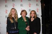 Lauralee Bell, Lee Bell, Judy Blye Wilson — Stock Photo