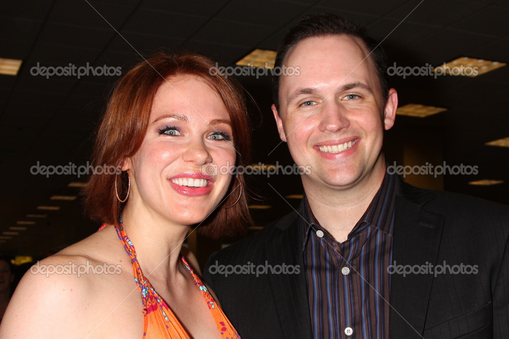 Maitland Ward with friendly, introvert, calm, Husband Terry Baxter
