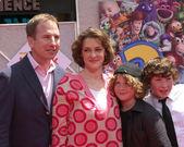 Famiglia e joan cusack — Foto Stock