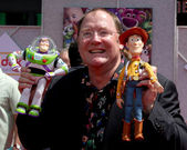 John Lasseter — Stock Photo