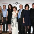 Downton Abbey Cast and Execs - ストック写真