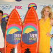 Michael Trevino, Candice Accola — Foto Stock