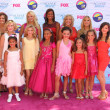 Dance Moms Cast — Stockfoto