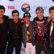 Stock Photo: IM5 arriving at 2012 Teen Choice Awards