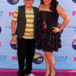 Rico Rodriguez, sister Raini - Stock Photo