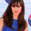 Stock Photo: Zooey Deschanel
