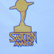Saturn Awards backdrop — Stock Photo
