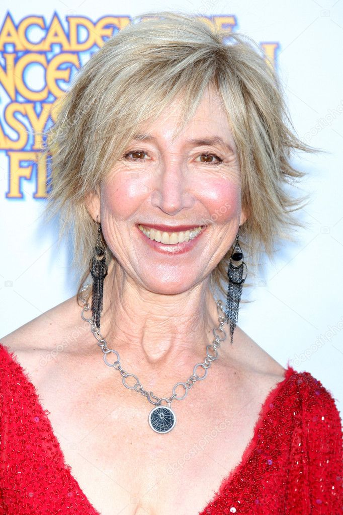 LOS ANGELES - JUL 26:  Lin Shaye arrives at the 2012 Saturn Awards at Castaways on July 26, 2012 in Burbank, CA — Stock Photo #11891070
