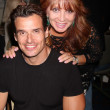 Antonio Sabato Jr, mother - Stock Photo